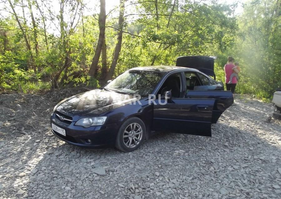 Subaru Legacy, Ахтырский