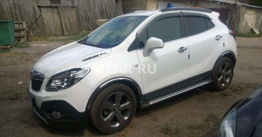 Opel Mokka, Аксай