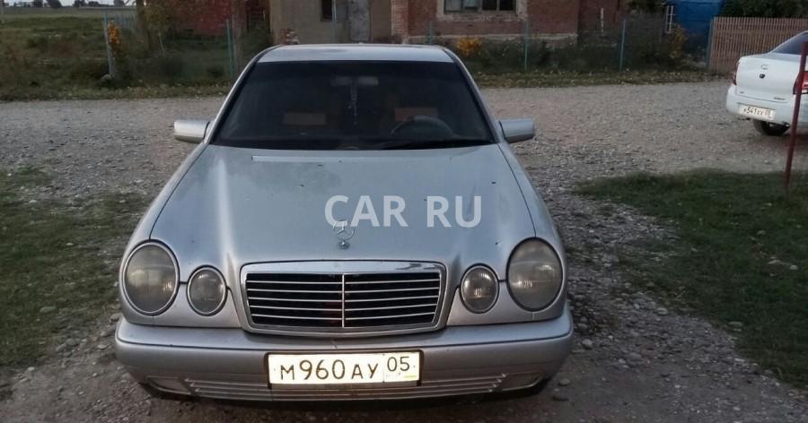 Mercedes E-Class, Бабаюрт
