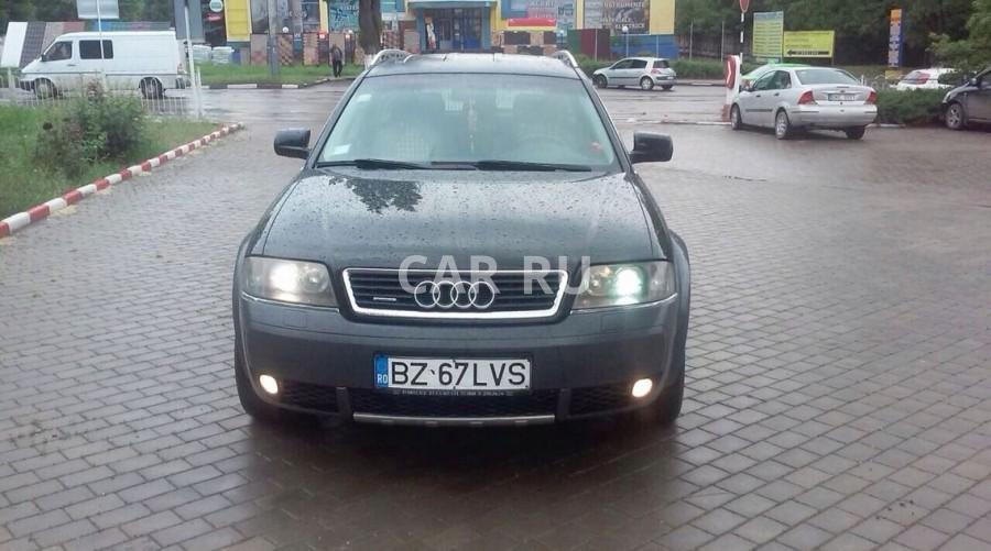 Audi Allroad, Бежаницы