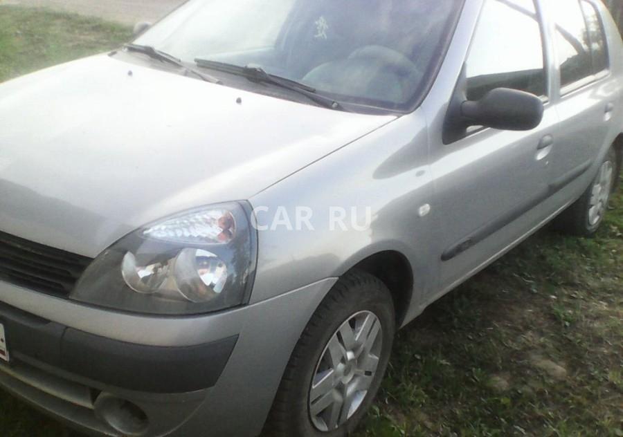 Renault Symbol, Балезино