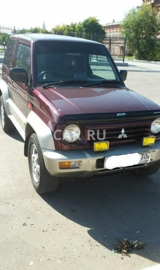 Mitsubishi Pajero Junior, Астрахань