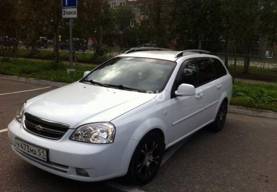 Chevrolet Lacetti, Апатиты