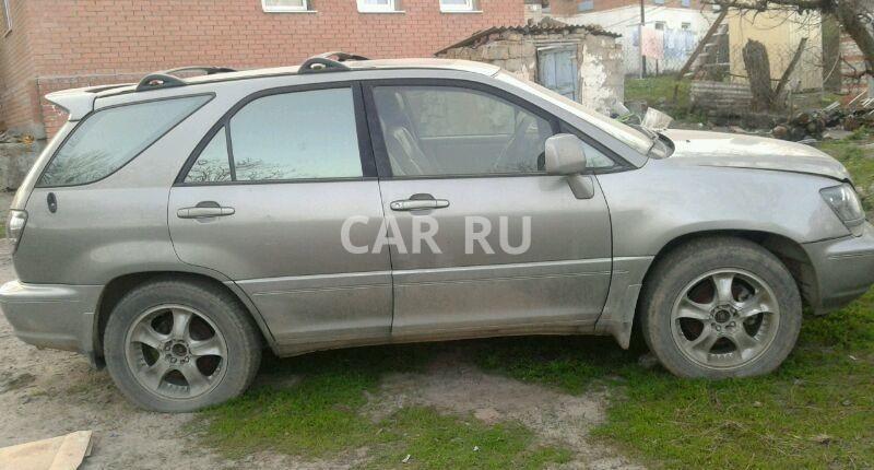 Lexus RX, Аксай