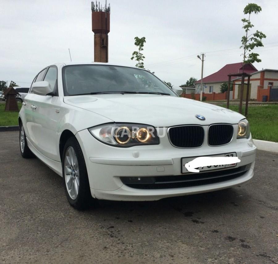 BMW 1-series, Белгород