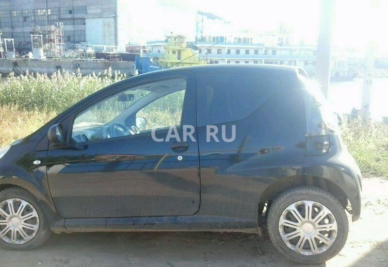 Citroen C1, Астрахань
