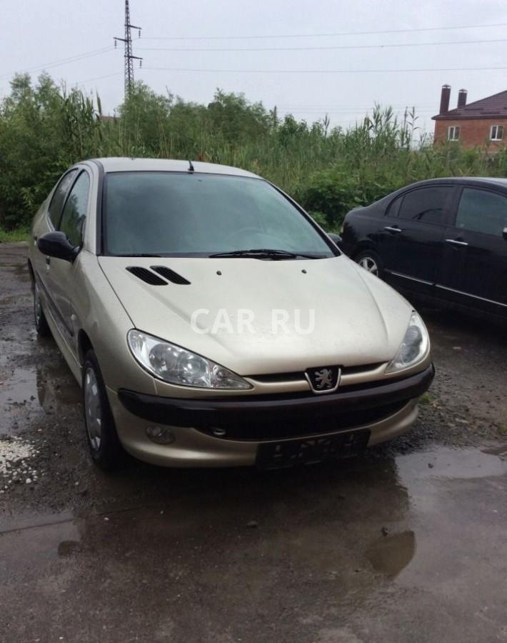 Peugeot 206, Батайск