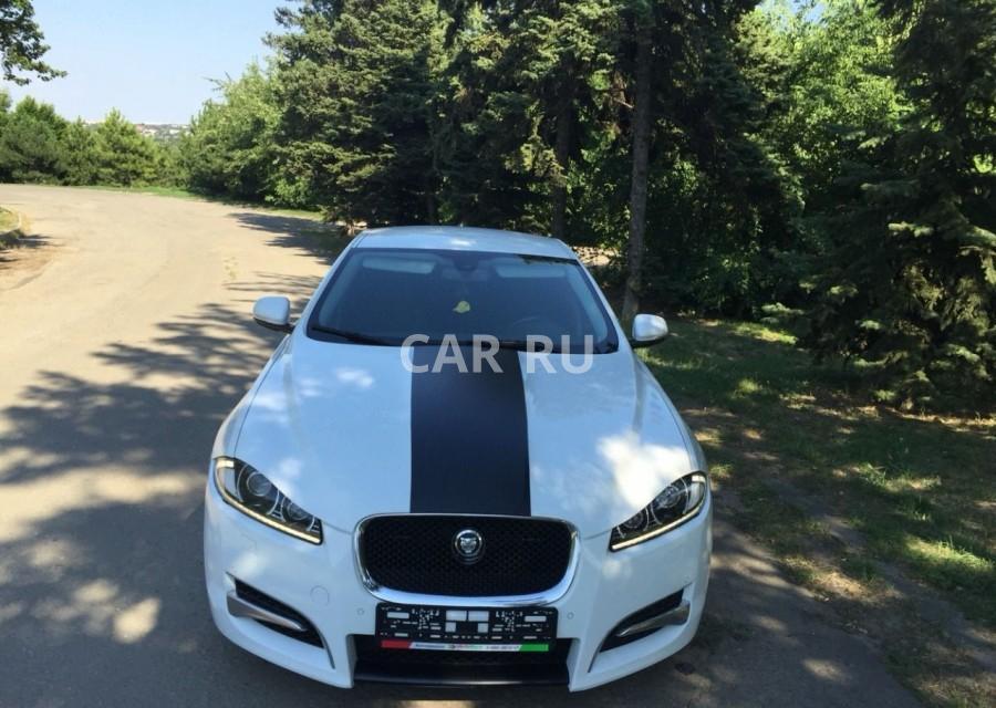 Jaguar XF, Аксай