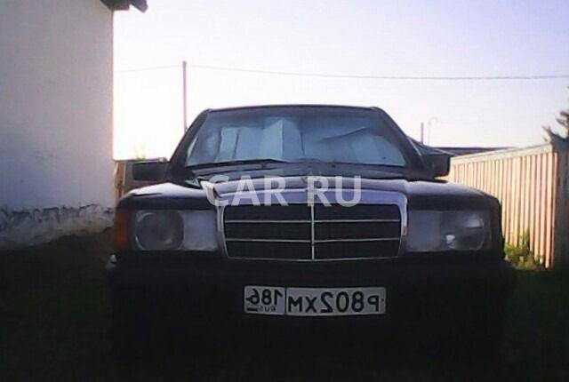 Mercedes 190, Азово