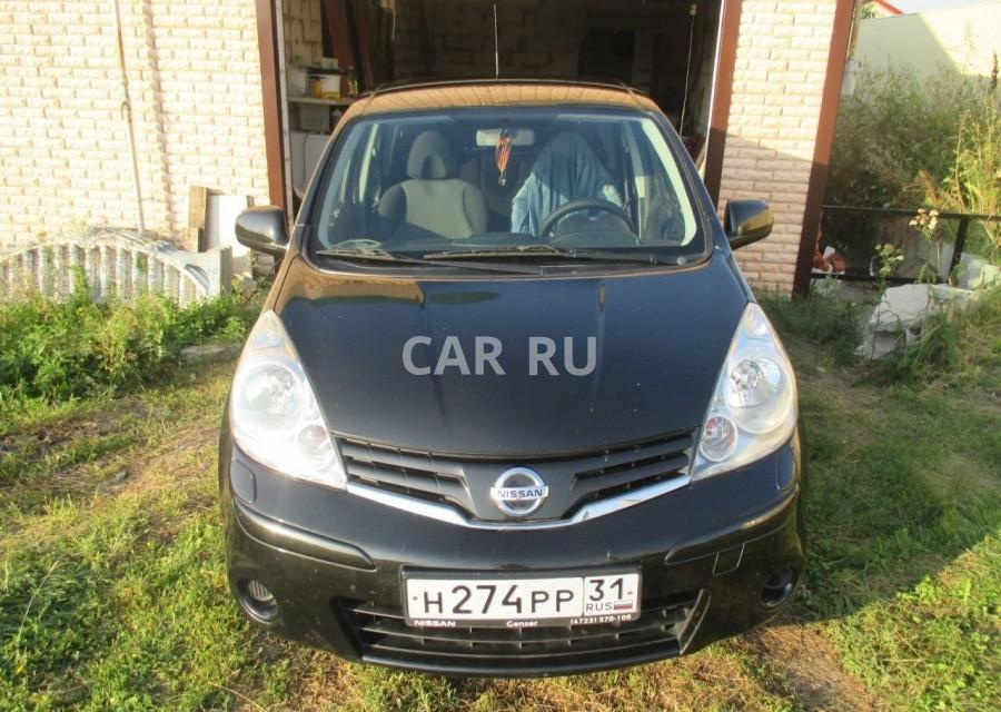 Nissan Note, Белгород
