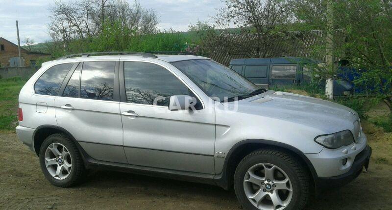 BMW X5, Александровское