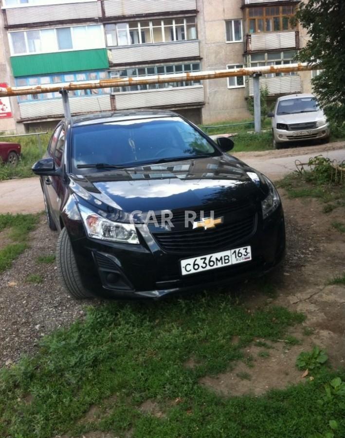 Chevrolet Cruze, Безенчук