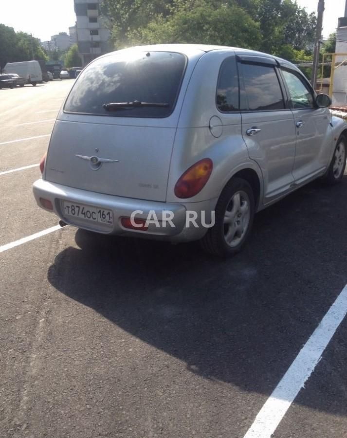Chrysler PT Cruiser, Аксай