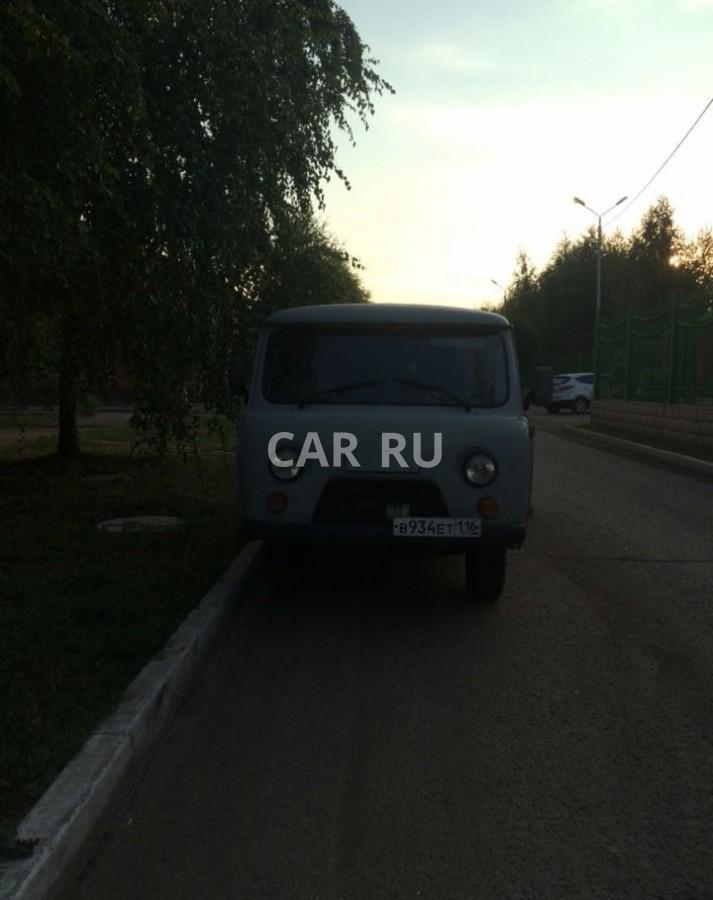 Уаз 390995, Альметьевск