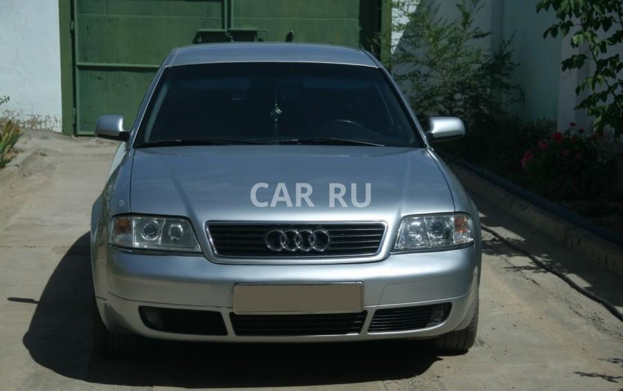 Audi A6, Ахтубинск