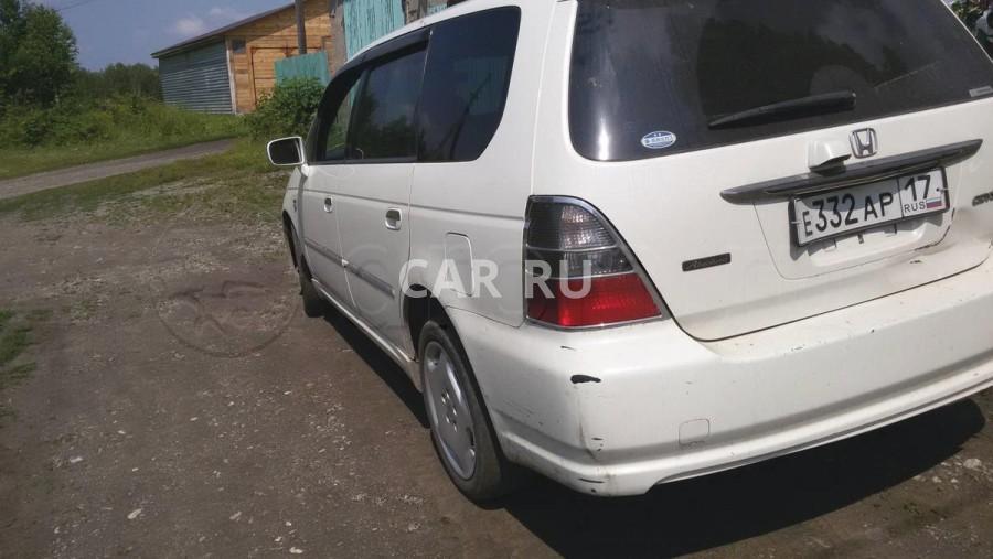 Honda Odyssey, Абакан