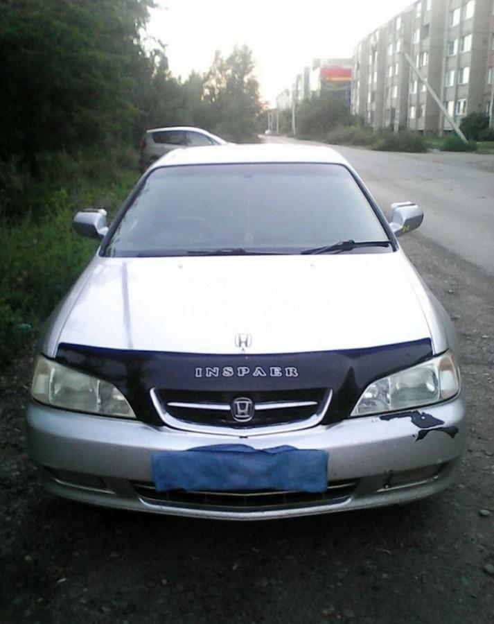 Honda Inspire, Абакан