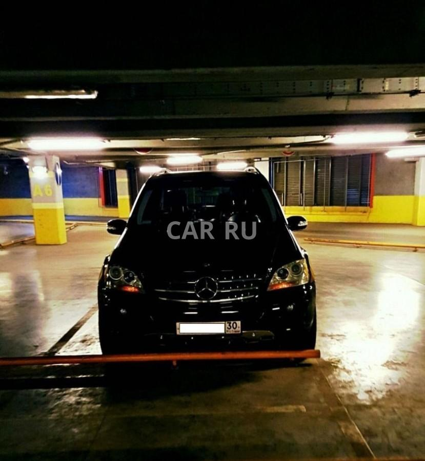 Mercedes M-Class, Астрахань