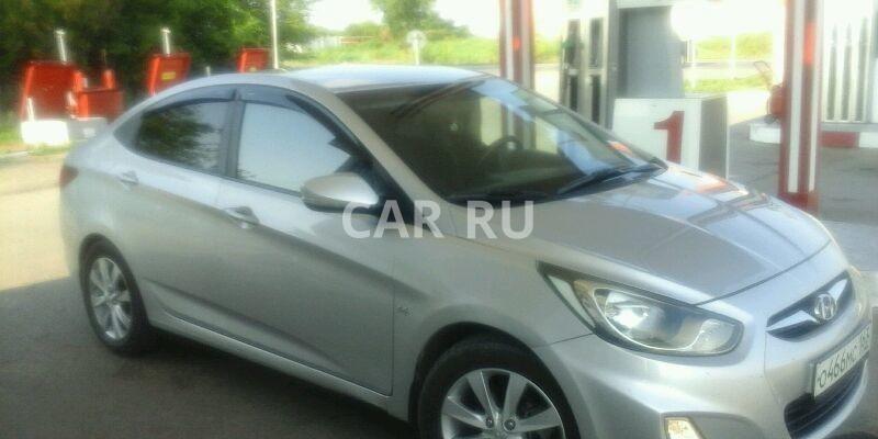 Hyundai Solaris, Безенчук