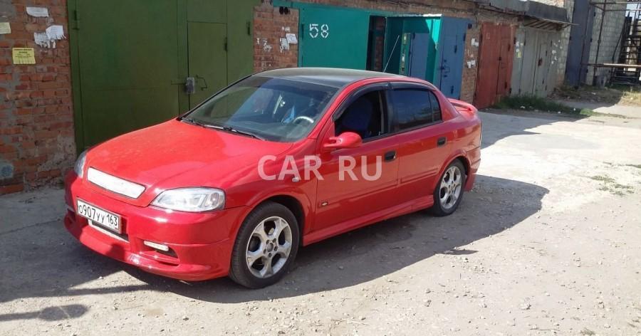 Chevrolet Viva, Балаково