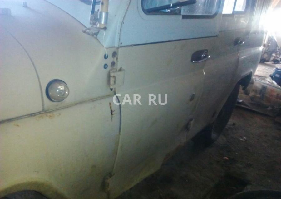 Уаз 469, Аксубаево