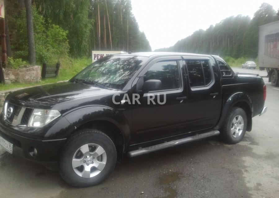 Nissan Navara, Алапаевск