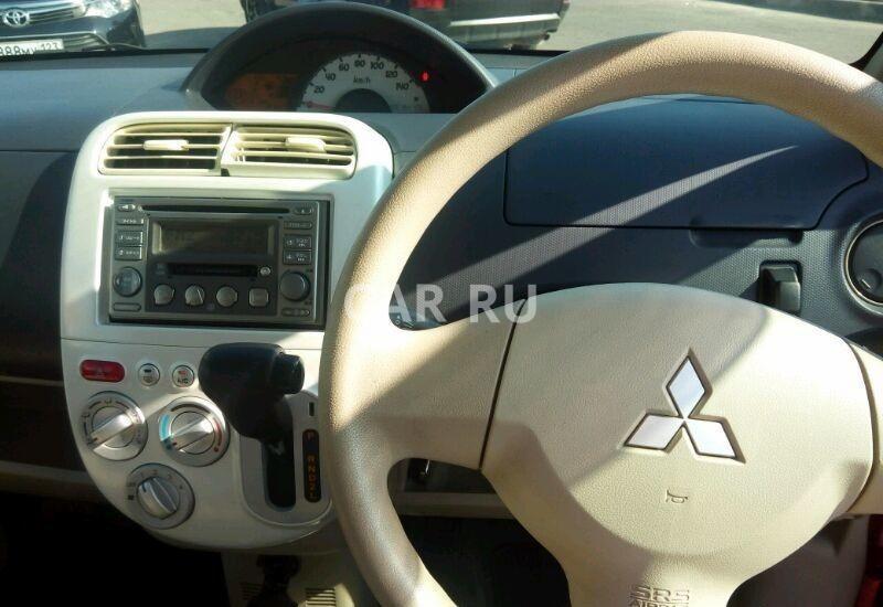 Mitsubishi EK Wagon, Анапа