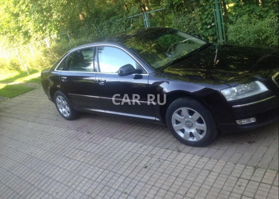 Audi A8, Апрелевка