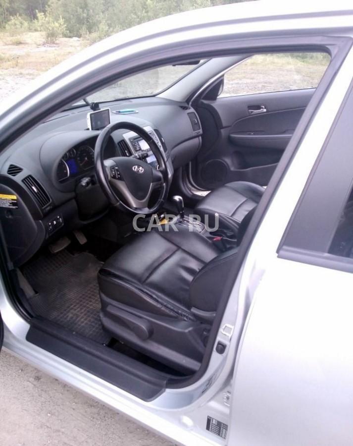 Hyundai i30, Апатиты