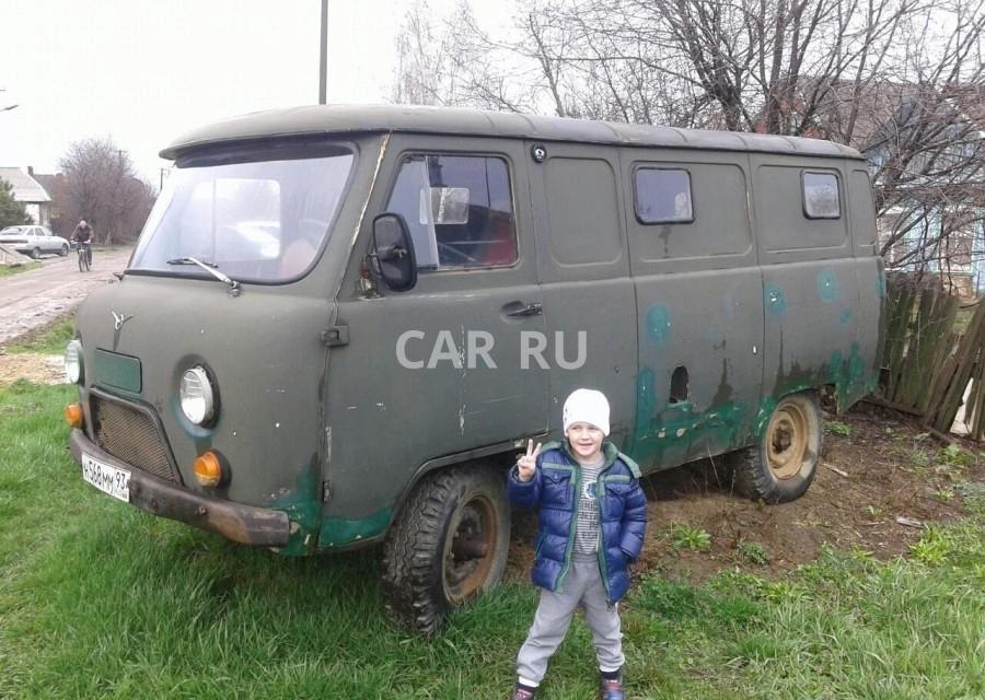 Уаз 390995, Абинск