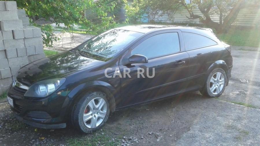 Opel Astra, Белая Калитва