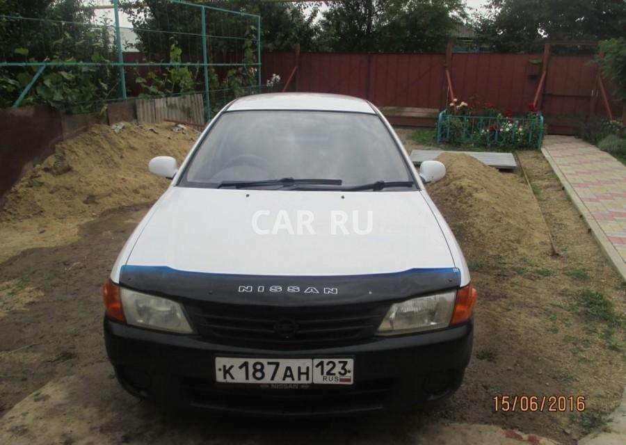 Nissan AD, Белая Глина