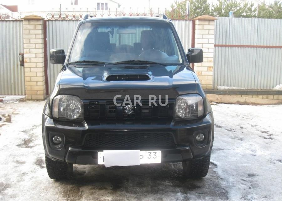 Suzuki Jimny, Александров