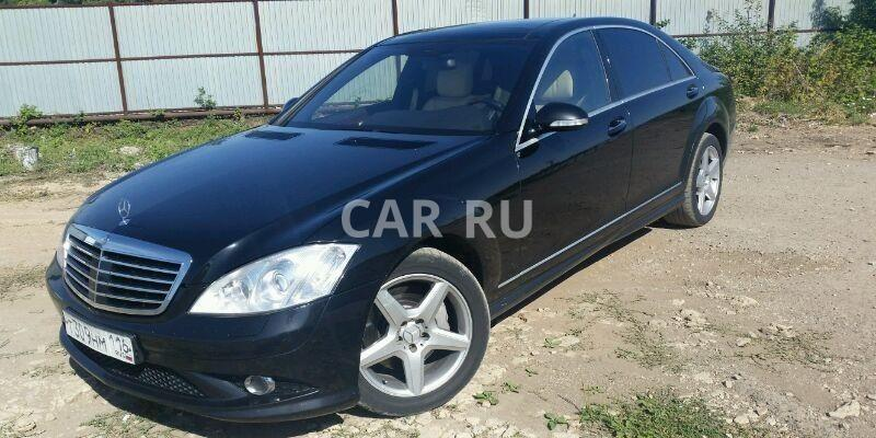Mercedes S-Class, Азнакаево