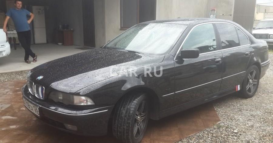 BMW 5-series, Баксан