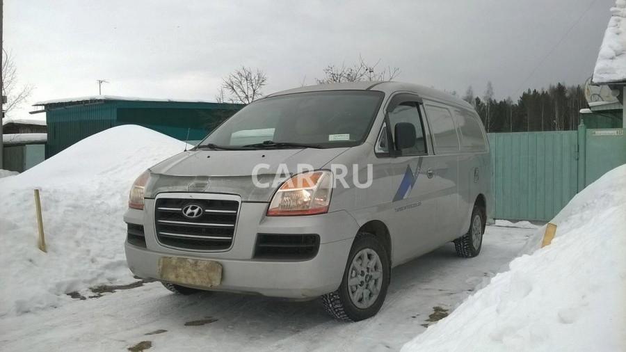 Hyundai Starex, Байкальск