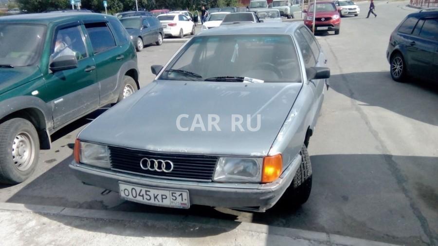 Audi 100, Апатиты
