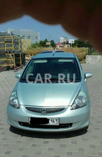Honda Jazz, Азов