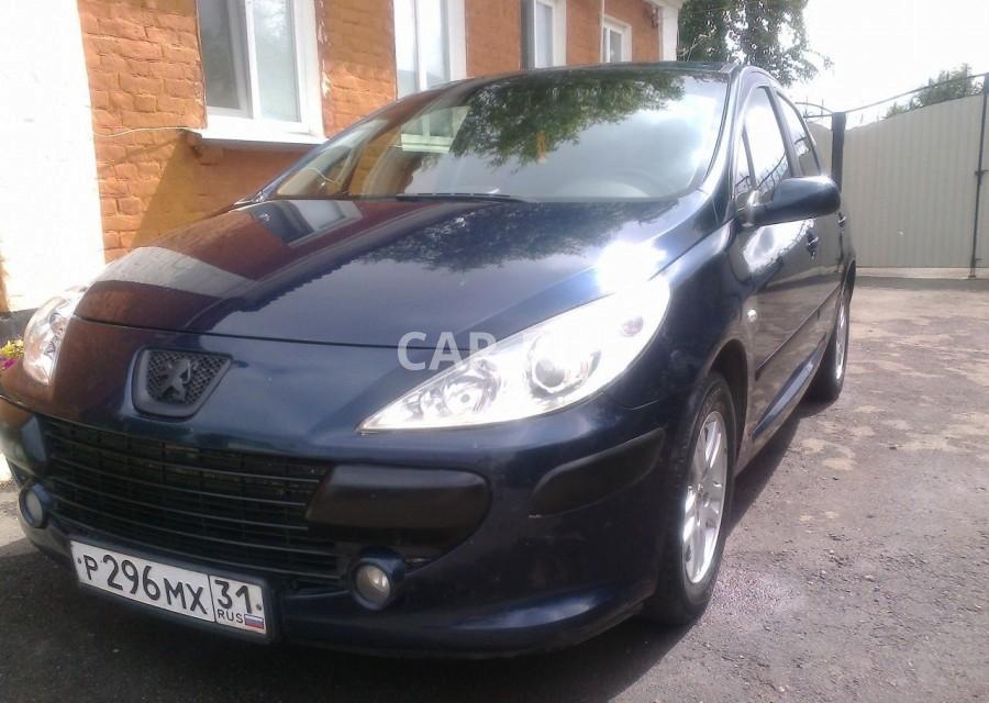 Peugeot 307, Алексеевка