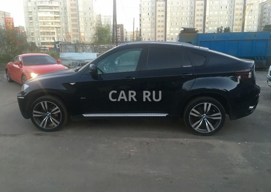 BMW X6, Архангельск