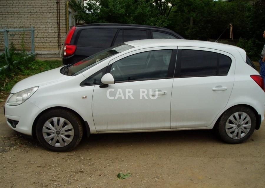 Opel Corsa, Александров
