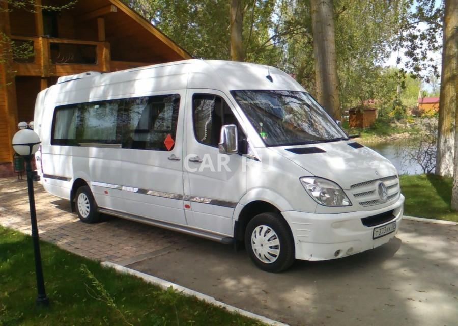 Mercedes Sprinter, Астрахань