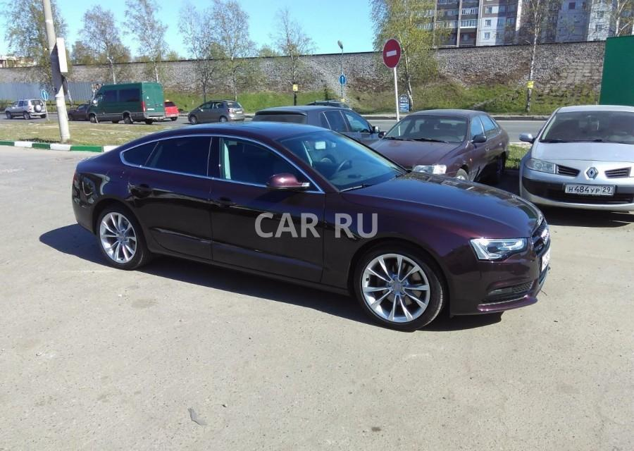 Audi A5, Архангельск