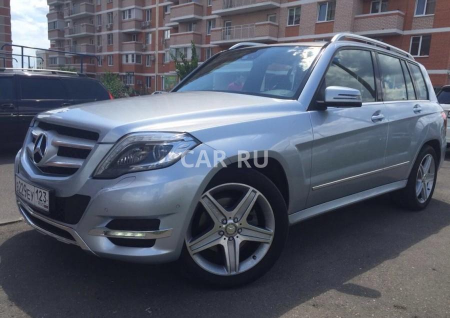 Mercedes GLK-Class, Афипский