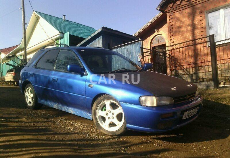 Subaru Impreza, Арти