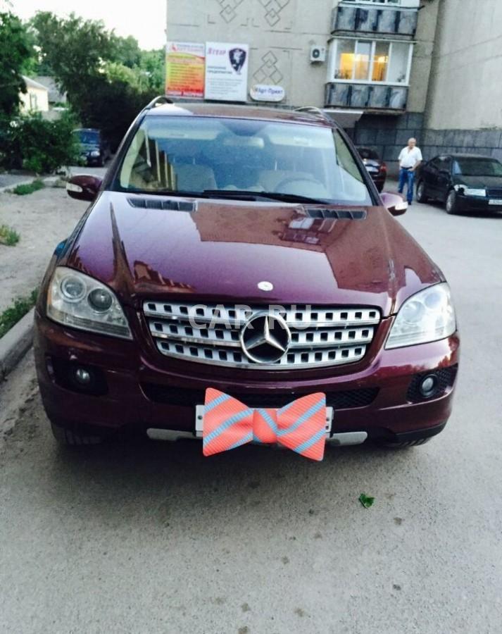 Mercedes M-Class, Белая Калитва