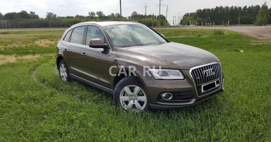 Audi Q5, Алейск