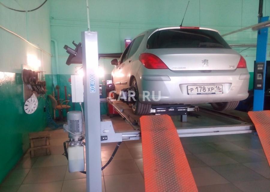 Peugeot 308, Азнакаево