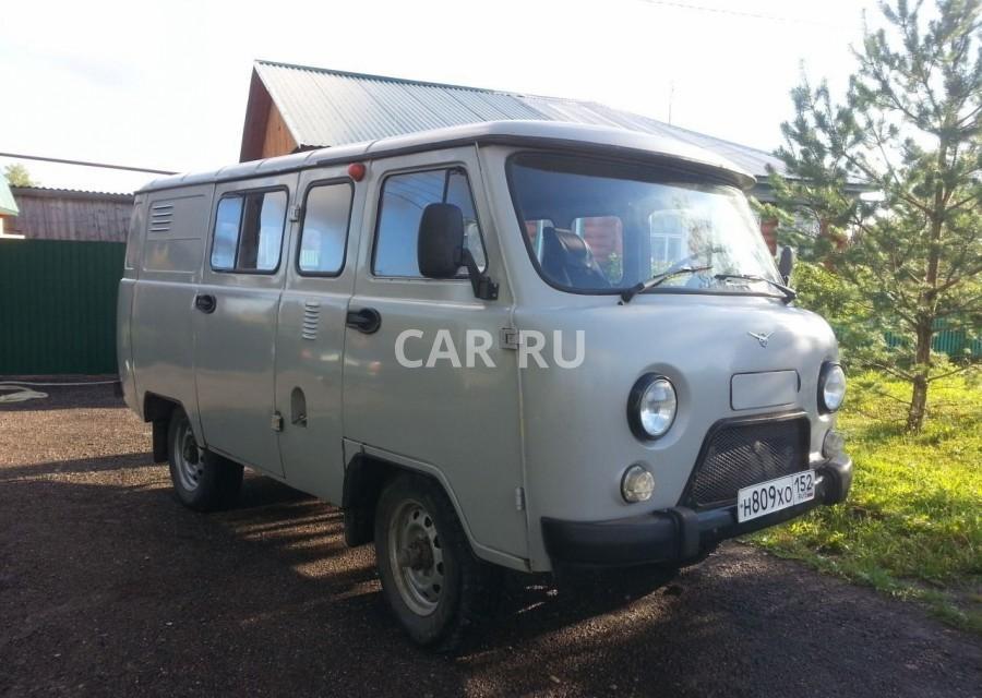 Уаз 390995, Ардатов