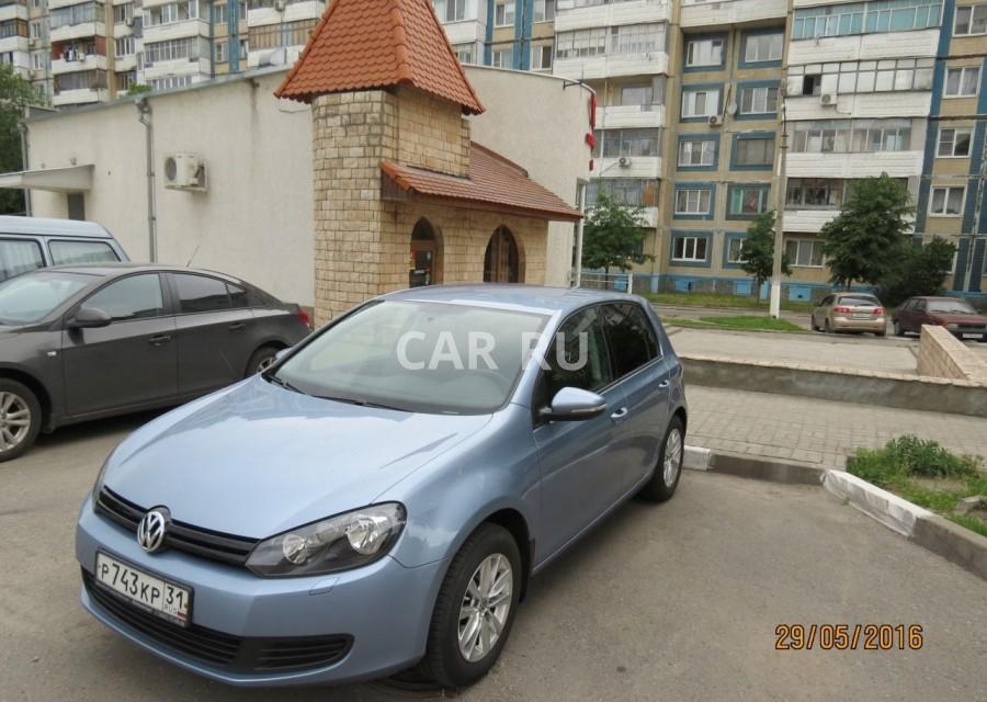 Volkswagen Golf, Белгород